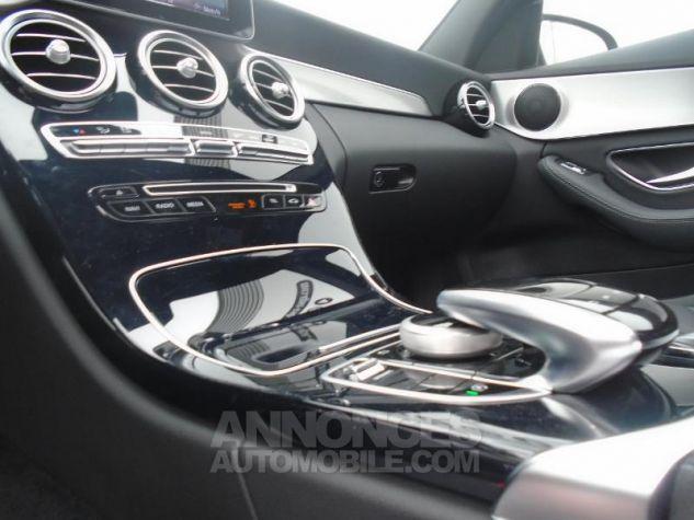 Mercedes Classe C 220 d Sportline 9G-Tronic Noir obsidienne métallisé Occasion - 8