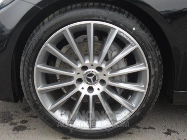 Mercedes Classe C 220 d Sportline 9G-Tronic Noir obsidienne métallisé Occasion - 17