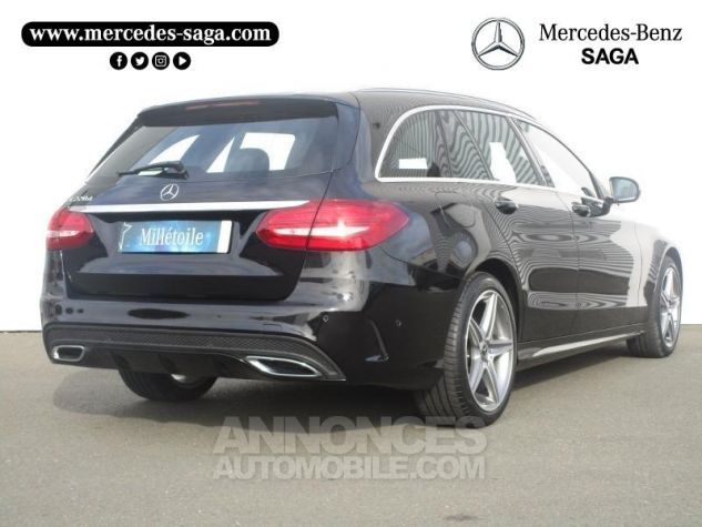 Mercedes Classe C 220 d Sportline 9G-Tronic NOIR OBSIDIENNE Occasion - 1