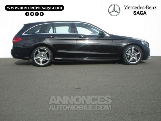 Mercedes Classe C 220 d Sportline 9G-Tronic NOIR OBSIDIENNE Occasion - 2