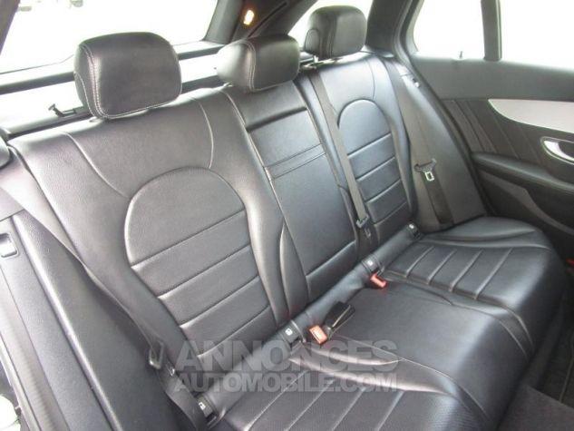 Mercedes Classe C 220 d Sportline 9G-Tronic NOIR OBSIDIENNE Occasion - 7