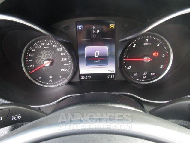 Mercedes Classe C 220 d Sportline 9G-Tronic NOIR OBSIDIENNE Occasion - 9
