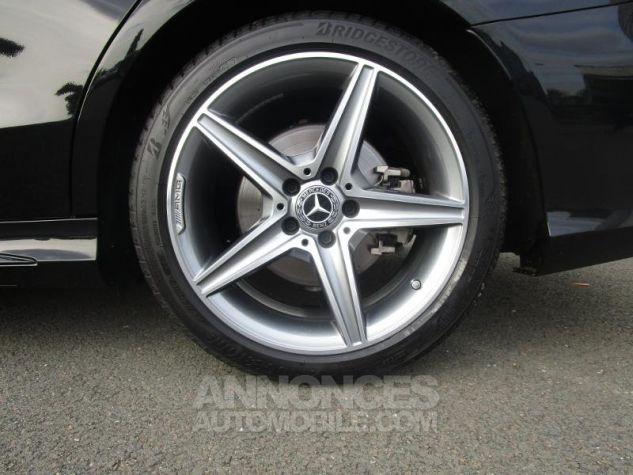 Mercedes Classe C 220 d Sportline 9G-Tronic NOIR OBSIDIENNE Occasion - 15