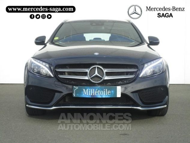 Mercedes Classe C 220 d Sportline 9G-Tronic NOIR OBSIDIENNE Occasion - 17