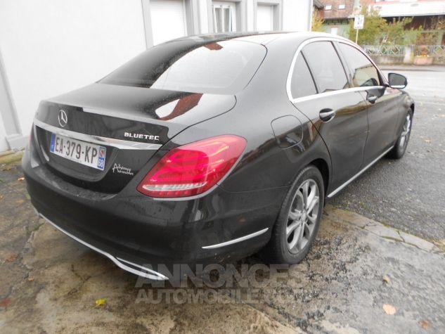 Mercedes Classe C 220d avantgarde Bluetec 7G noir Occasion - 3