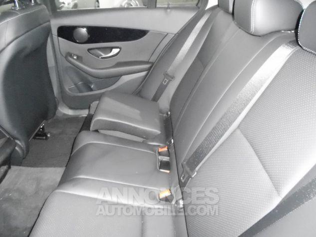 Mercedes Classe C 220d avantgarde Bluetec 7G noir Occasion - 8