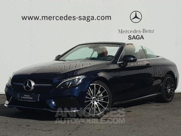 Mercedes Classe C 250 d 204ch Fascination 9G-Tronic ZP BLEU CAVANSITE Occasion - 0