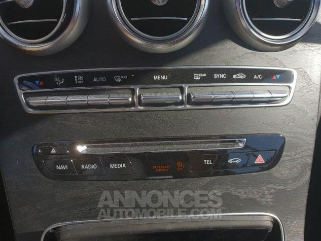 Mercedes Classe C 250 d 204ch Fascination 9G-Tronic ZP BLEU CAVANSITE Occasion - 9