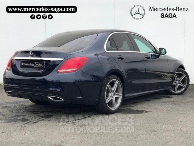 Mercedes Classe C 250 d Fascination 7G-Tronic Plus bleu cavansite Occasion - 1