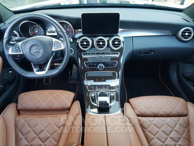 Mercedes Classe C 250 d Fascination 7G-Tronic Plus bleu cavansite Occasion - 3