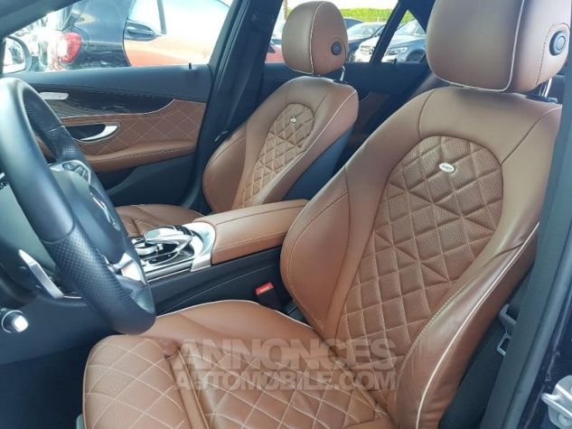 Mercedes Classe C 250 d Fascination 7G-Tronic Plus bleu cavansite Occasion - 4