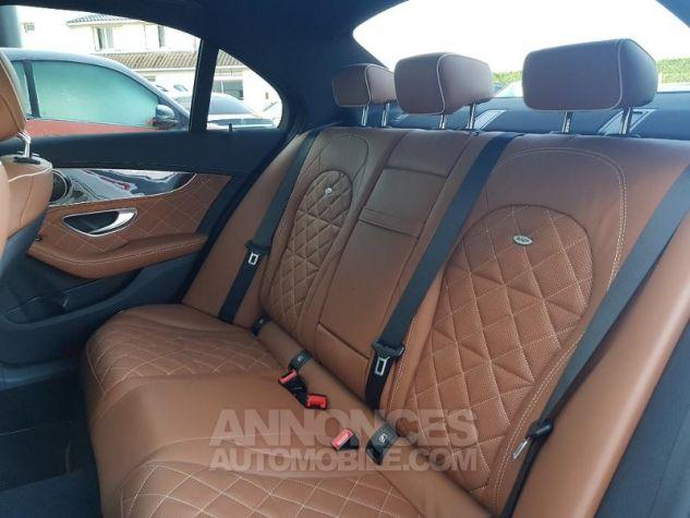 Mercedes Classe C 250 d Fascination 7G-Tronic Plus bleu cavansite Occasion - 5