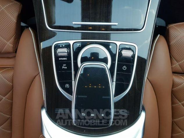Mercedes Classe C 250 d Fascination 7G-Tronic Plus bleu cavansite Occasion - 8