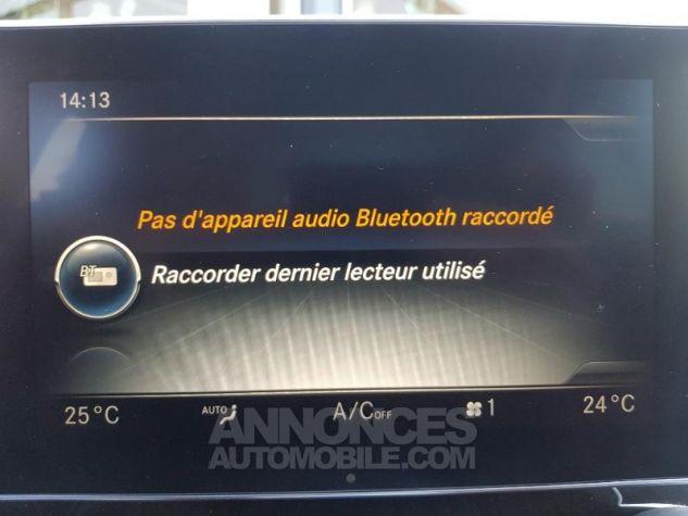 Mercedes Classe C 250 d Fascination 7G-Tronic Plus bleu cavansite Occasion - 17