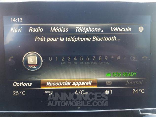 Mercedes Classe C 250 d Fascination 7G-Tronic Plus bleu cavansite Occasion - 18