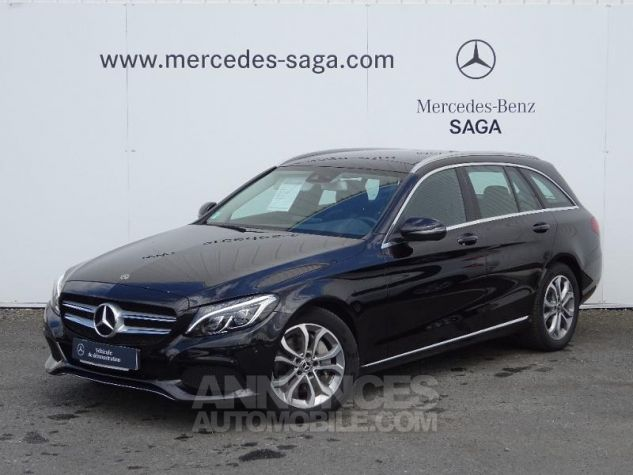 Mercedes Classe C 250 d Fascination 9G-Tronic ZP NOIR OBSIDIENNE Occasion - 0