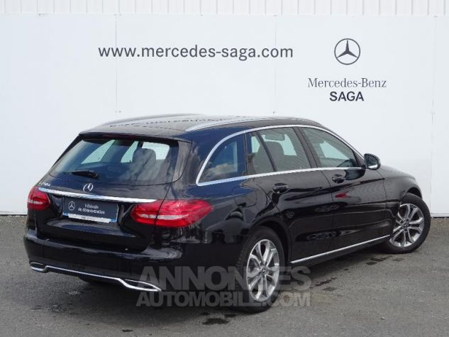 Mercedes Classe C 250 d Fascination 9G-Tronic ZP NOIR OBSIDIENNE Occasion - 1