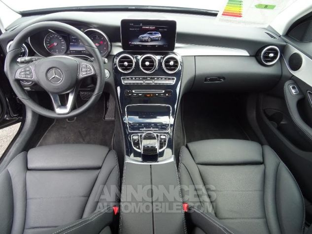 Mercedes Classe C 250 d Fascination 9G-Tronic ZP NOIR OBSIDIENNE Occasion - 2