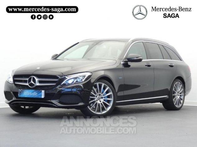 Mercedes Classe C 350 e Fascination 7G-Tronic Plus Noir obsidienne Occasion - 0