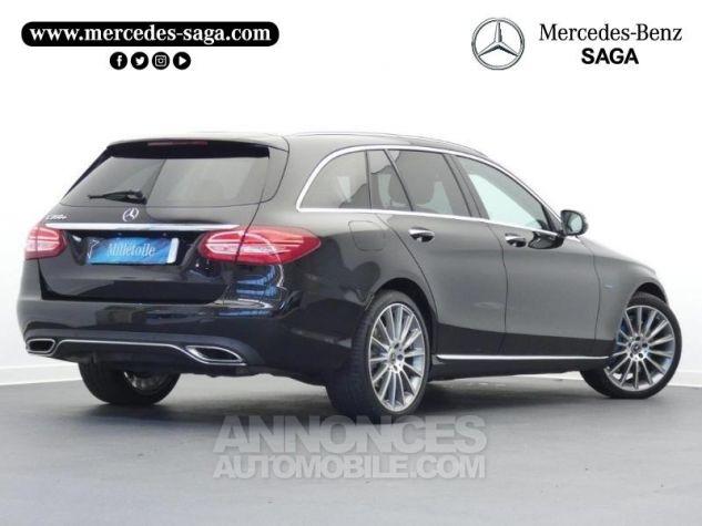 Mercedes Classe C 350 e Fascination 7G-Tronic Plus Noir obsidienne Occasion - 1