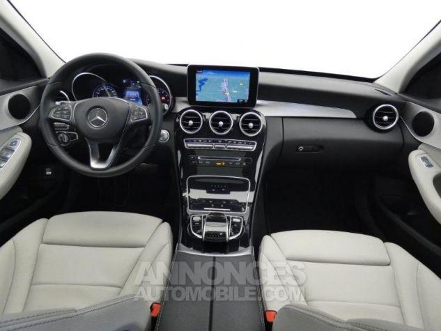 Mercedes Classe C 350 e Fascination 7G-Tronic Plus Noir obsidienne Occasion - 2