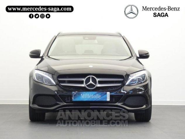 Mercedes Classe C 350 e Fascination 7G-Tronic Plus Noir obsidienne Occasion - 5