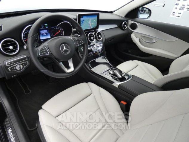 Mercedes Classe C 350 e Fascination 7G-Tronic Plus Noir obsidienne Occasion - 8