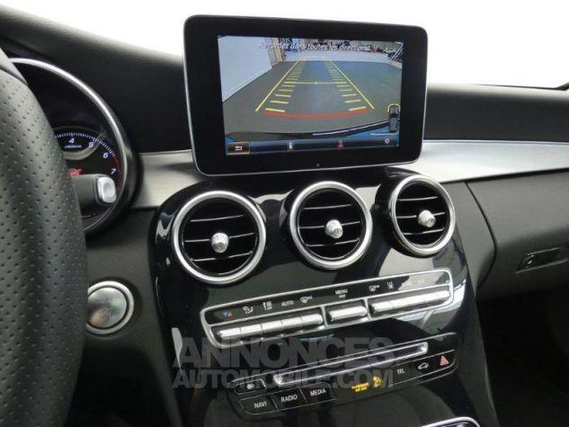 Mercedes Classe C 350 e Fascination 7G-Tronic Plus Noir obsidienne Occasion - 10