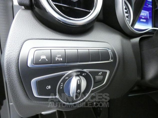 Mercedes Classe C 350 e Fascination 7G-Tronic Plus Noir obsidienne Occasion - 16