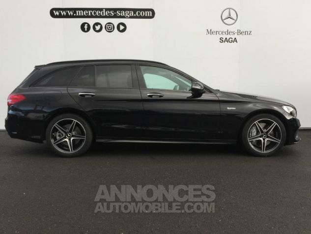 Mercedes Classe C 43 AMG 4Matic 9G-Tronic ZP NOIR OBSIDIENNE Occasion - 1