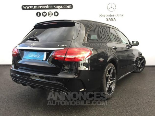 Mercedes Classe C 43 AMG 4Matic 9G-Tronic ZP NOIR OBSIDIENNE Occasion - 2