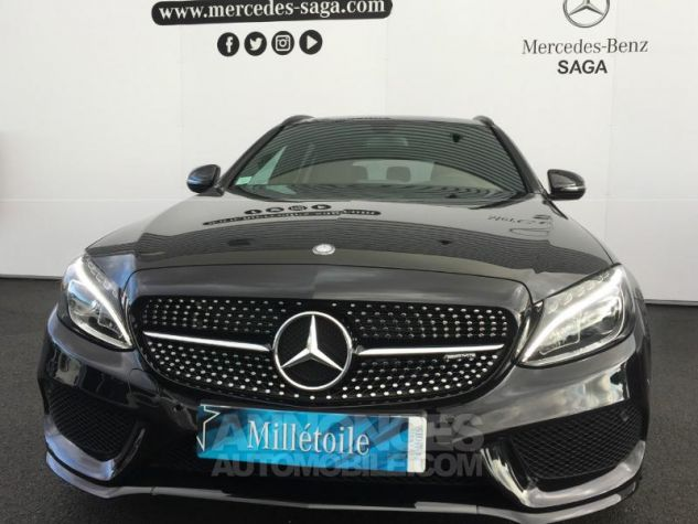 Mercedes Classe C 43 AMG 4Matic 9G-Tronic ZP NOIR OBSIDIENNE Occasion - 19