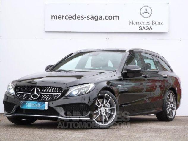 Mercedes Classe C 43 AMG 4Matic 9G-Tronic ZP NOIR Occasion - 0