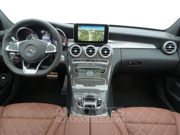 Mercedes Classe C 43 AMG 4Matic 9G-Tronic ZP NOIR Occasion - 2