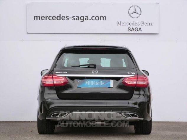 Mercedes Classe C 43 AMG 4Matic 9G-Tronic ZP NOIR Occasion - 5