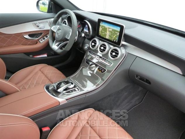Mercedes Classe C 43 AMG 4Matic 9G-Tronic ZP NOIR Occasion - 7