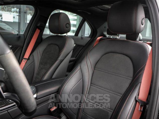 Mercedes Classe C 43 AMG 4Matic 9G-Tronic Noir Métal Occasion - 4
