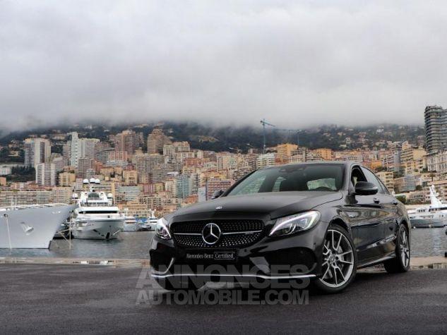 Mercedes Classe C 43 AMG 4Matic 9G-Tronic Noir Métal Occasion - 11