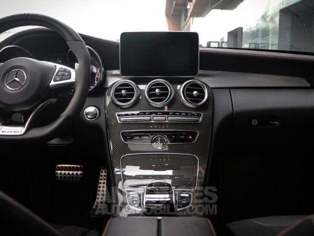 Mercedes Classe C 43 AMG 4Matic 9G-Tronic Noir Métal Occasion - 13
