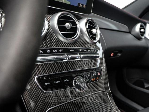 Mercedes Classe C 43 AMG 4Matic 9G-Tronic Noir Métal Occasion - 18