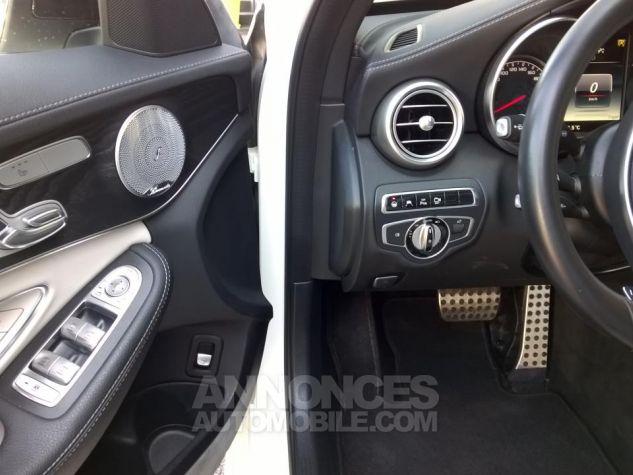 Mercedes Classe C 450 AMG 4MATIC 7G-Tronic A Blanc Occasion - 5
