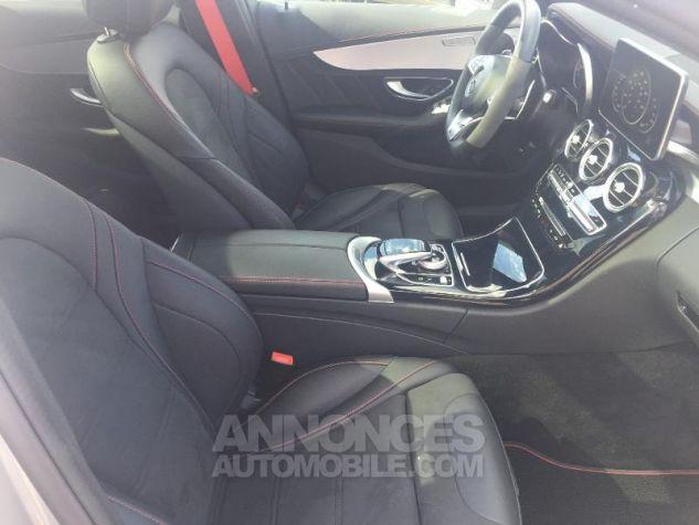 Mercedes Classe C 450 AMG 4Matic 7G-Tronic Plus Argent Palladium Occasion - 1