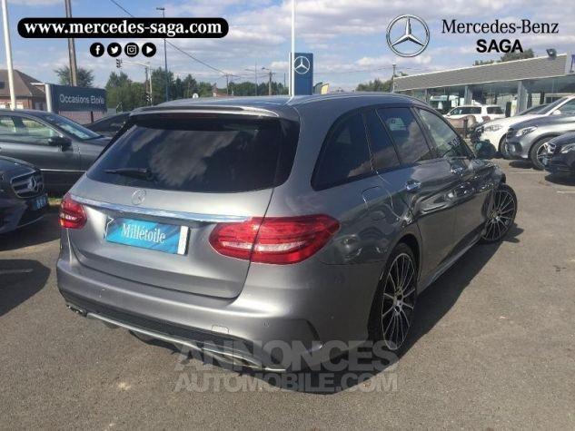 Mercedes Classe C 450 AMG 4Matic 7G-Tronic Plus Argent Palladium Occasion - 2