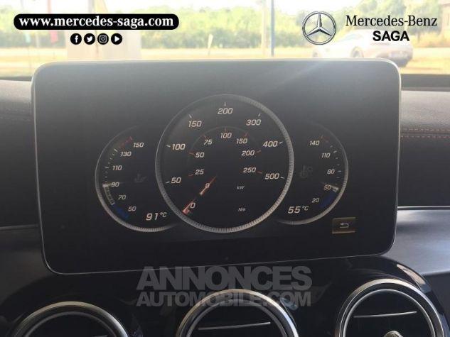 Mercedes Classe C 450 AMG 4Matic 7G-Tronic Plus Argent Palladium Occasion - 9