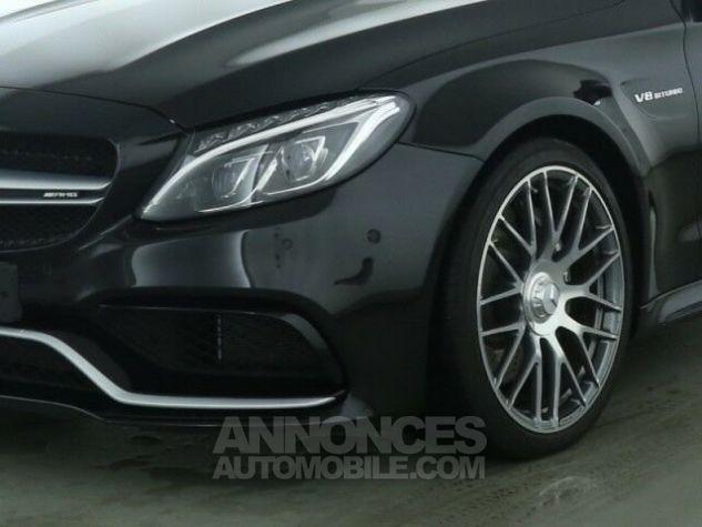 Mercedes Classe C 63 AMG COUPE  NOIR  Occasion - 4