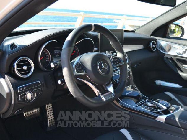 Mercedes Classe C 63 AMG S Speedshift MCT AMG Blanc Diamant Occasion - 3