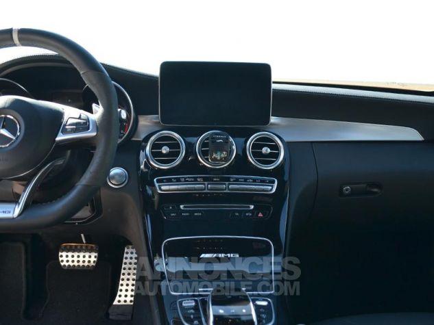 Mercedes Classe C 63 AMG S Speedshift MCT AMG Blanc Diamant Occasion - 11