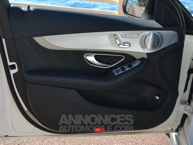 Mercedes Classe C 63 AMG S Speedshift MCT AMG Blanc Diamant Occasion - 18