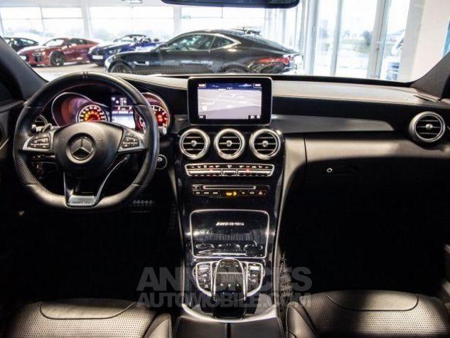 Mercedes Classe C AMG 63 AMG Gris métallisé Occasion - 4