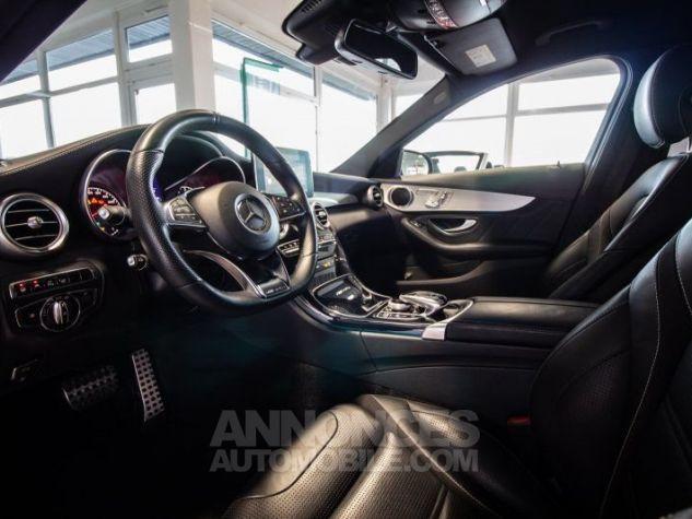Mercedes Classe C AMG 63 AMG Gris métallisé Occasion - 5